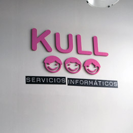 Redecoración de nuestra oficina