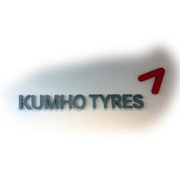 Decoración oficinas Kumho