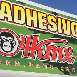 4KMX Circuito Motocross Recas