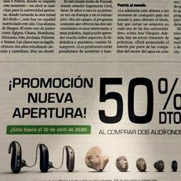 Eurosone. Anuncio Prensa
